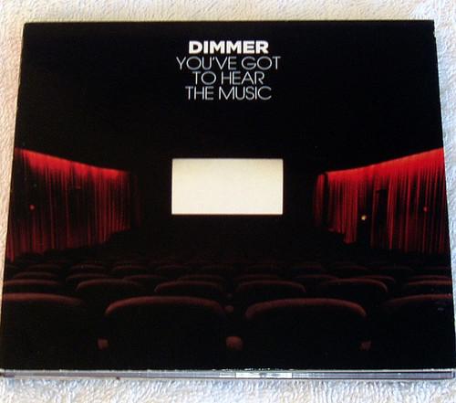 NZ Alt. Rock Trip Hop - Dimmer (numbered digipak) CD 2004