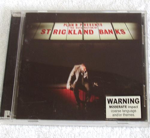 Pop Rock Soul - PLAN B The Defamation Of Strickland Banks CD 2010