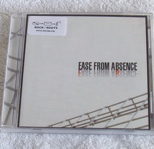 Acoustic Rock - Ease From Absence Self Titled CD EP 2006