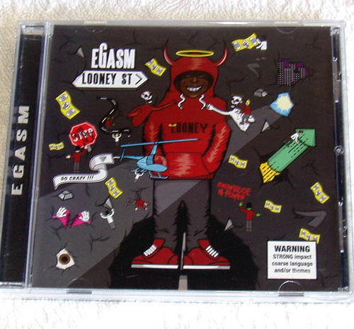 Rap - eGasm Looney Street CD 2012