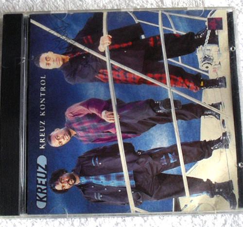 RnB Swing - KREUZ Kreuz Kontrol CD 1995