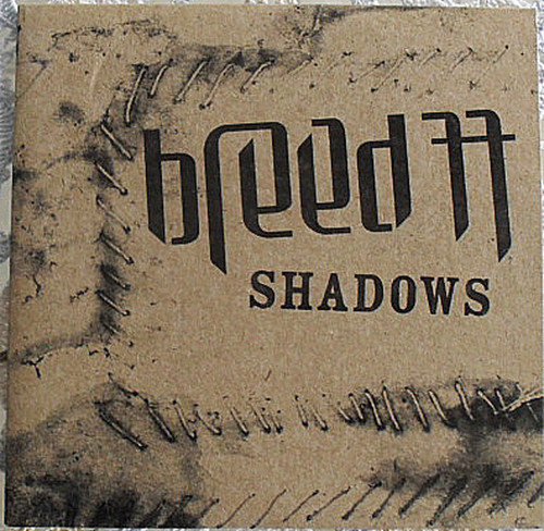 Fusion Metal & Flamenco - BREED 77 Shadows CD Single (Card Sleeve) 2004