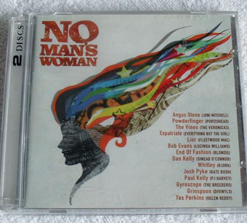 Alternative Rock Pop - NO MAN'S WOMAN (Compilation) 2x CD 2007