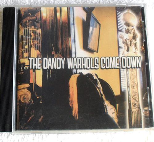 Alternative Rock - THE DANDY WARHOLS Come Down CD 1997