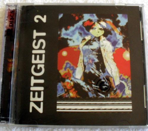 Leftfield Abstract Techno Acid Big Beat - Zeitgeist 2 (Compilation) 2x CD 1996