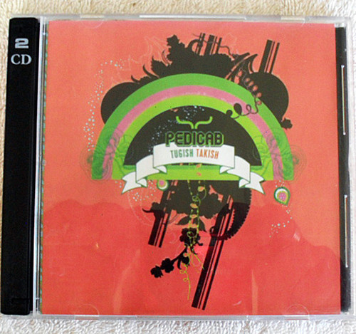 Alternative Punk Rock - PEDICAB Tugish Takish CD & Videos