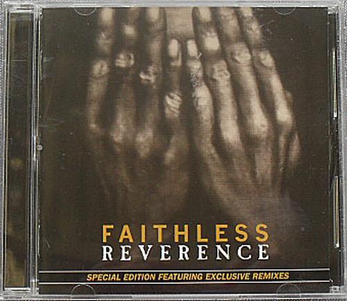 Progressive Trance Trip Hop - FAITHLESS Reverence CD 2001