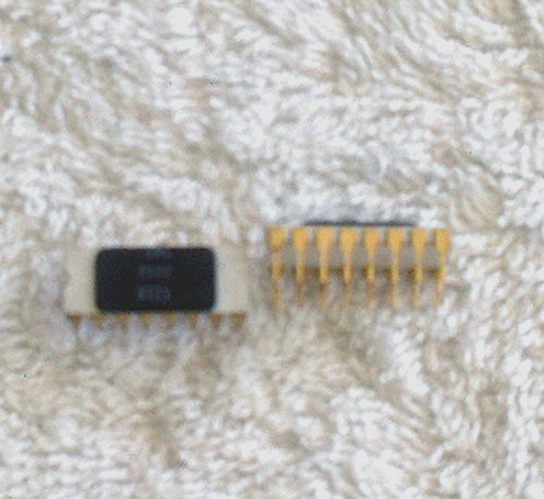 Integrated Circuit CML FX307 (Analog Multi Code Receiver)
