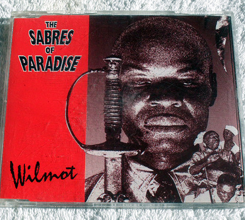 Experimental Dub - THE SABRES OF PARADISE  Wilmot CD Single 1994