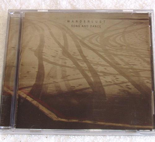 Contemporary Jazz - Wanderlust Song & Dance CD 1999