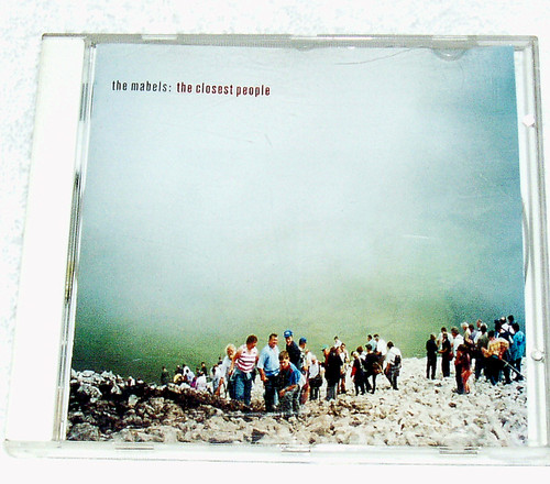 Indie Rock - THE MABELS The Closest People CD 2000