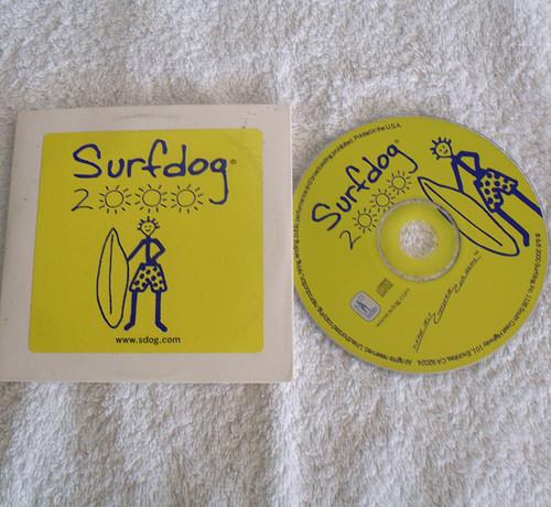 Rock - SURFDOG RECORDS Compilation CD (Card Sleeve) 2000