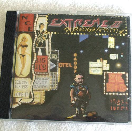Funk Rock - EXTREME II Pornograffitti (A Funked Up Fairy Tale) CD 1990