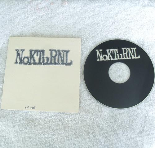 Nu Metal Alternative Rock - NOKTURNL Mystery CD (Card Sleeve) 2001?