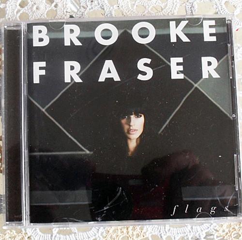 Folk Pop Rock - BROOKE FRASER Flags CD 2010