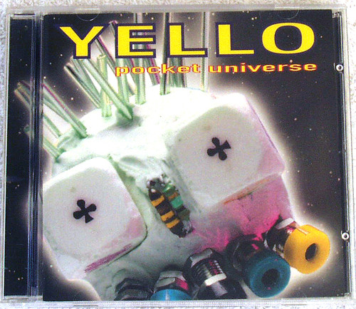 IDM Progressive Trance - Yello Pocket Universe CD 1997
