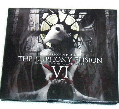 Death Doom Thrash Metal - The Euphony Fusion VI 2x CD 2013