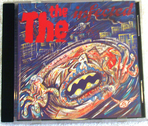 Alternative Rock Pop - THE THE Infected CD