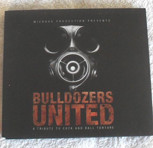 Goregrind Metal - BULLDOZERS UNITED 2x CD (Digipak) 2010