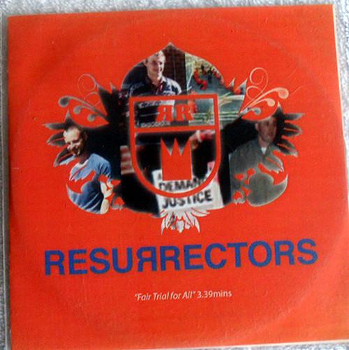 Reggae - RESURRECTORS Fair Trial For All CD Single (Plastic Sleeve) 2006