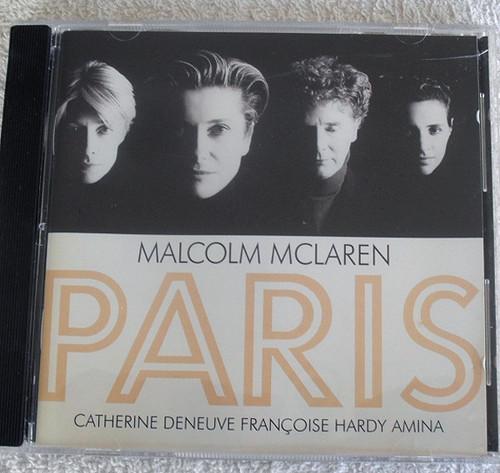 Future Jazz - Malcolm McLaren Paris CD 1994