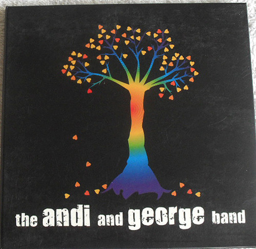 Fusion Soul Funk Reggae Jazz Blues Rock  - Andi & George CD 2007