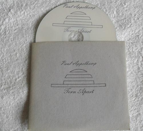 Blues Folk - PAUL APPELKAMP (LIONHEIR) Torn Apart CD Single (Card Sleeve) 2009