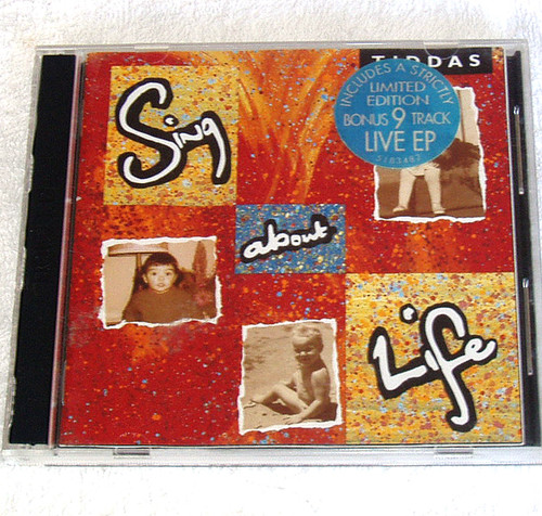 Aboriginal Pop Ballads - Tiddas Sing About Life Limited 2x CD