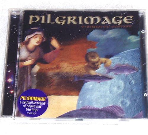 Ambient Trip Hop - PILGRIMAGE 9 Songs Of Ecstasy CD 1997