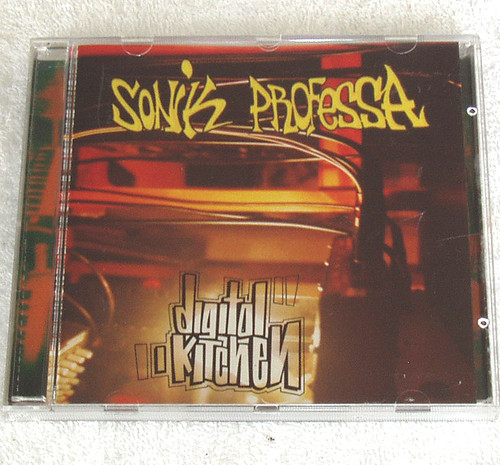 Hip Hop - Sonik Professa Digital Kitchen CD 2000