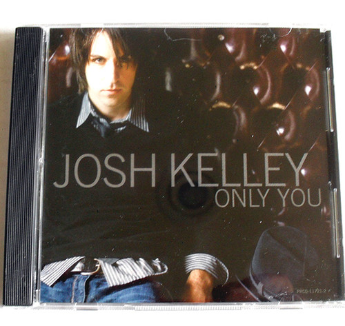 Acoustic Rock Pop - Josh Kelley Only You Promo CD 2005