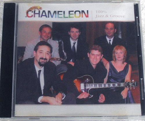Jazz Funk - Chameleon Self Titled CD EP