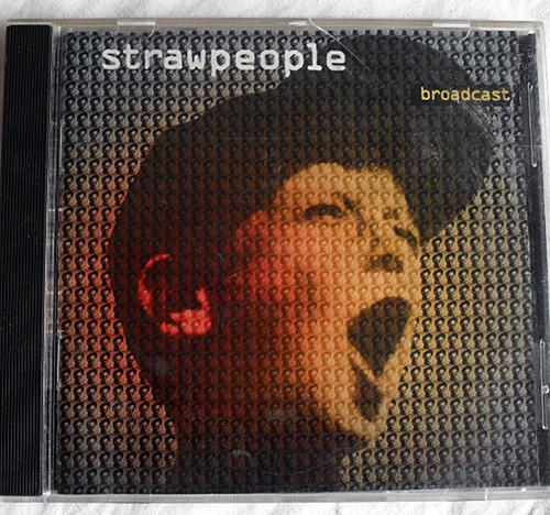 Deep House - STRAWPEOPLE Broadcast CD 1994