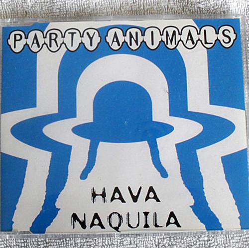 Happy Hardcore - PARTY ANIMALS  Hava Naquila CD 1996