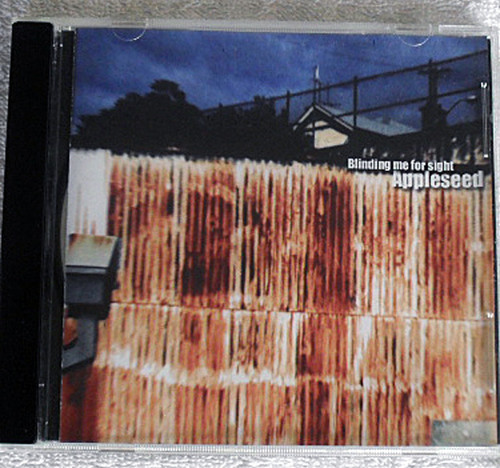 Indie Rock - APPLESEED Blinding Me For Sight CD EP 2000