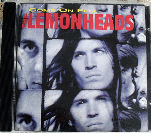 Indie Rock - Lemonheads Come On Feel CD 1993