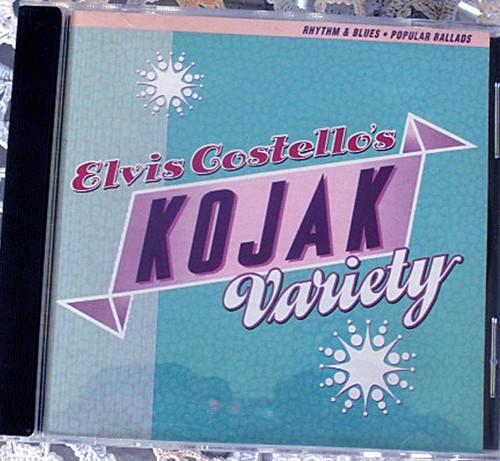 RnB Ballads - ELVIS COSTELLO Kojak Variety CD 1995