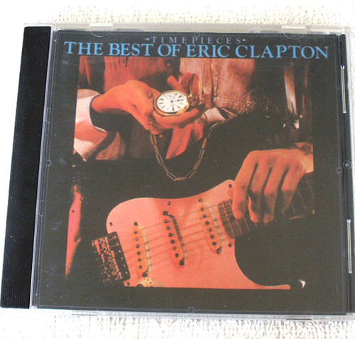 Blues Rock - Eric Clapton Time Pieces (Compilation) CD 1982