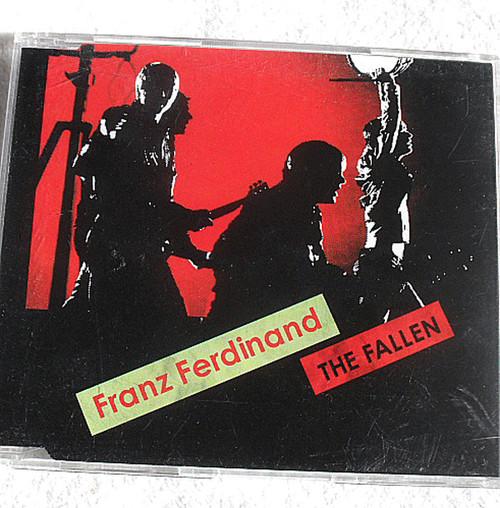 Post Punk - FRANZ FERDINAND  The Fallen CD Single 2005