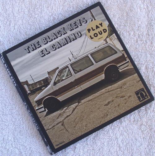 Blues Indie Rock - THE BLACK KEYS El Camino CD (Digipak) 2011