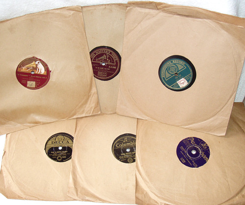 Shellac 78rpm 10 inch Record - You're In Kentucky Sure As You're Born Frank Crumit (Tenor)