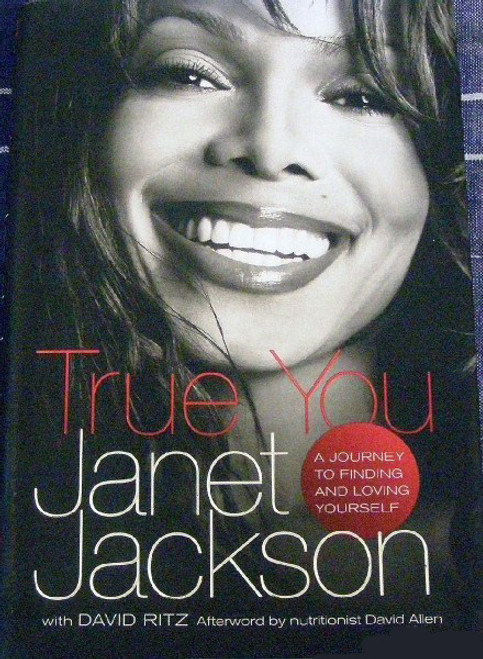 Autobiography - JANET JACKSON True You (Hardcover) 2011