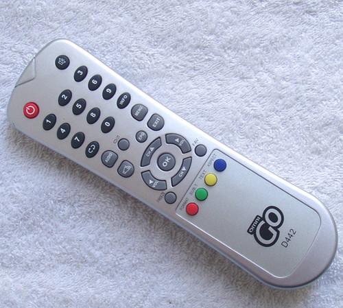 OMNI Digital Set Top Box (Remote Control ONLY) Model: Go D442 (Brand New)