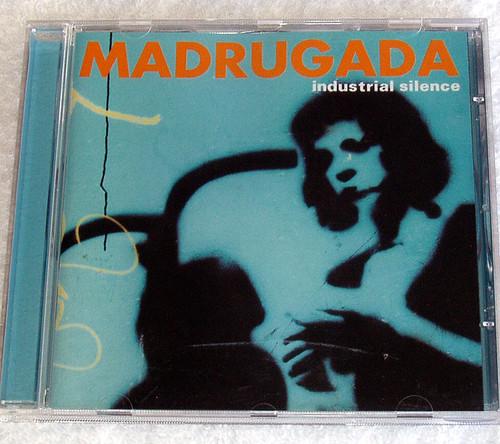 Emo Rock - MADRUGADA Industrial Silence CD 1999
