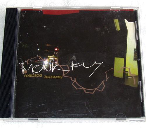 Leftfield Beats - MONK FLY Signore Baffone CD 2003