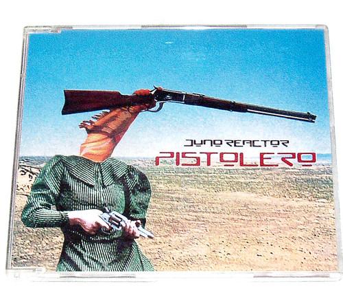 Psych Trance - JUNO REACTOR Pistolero CD Single 1999