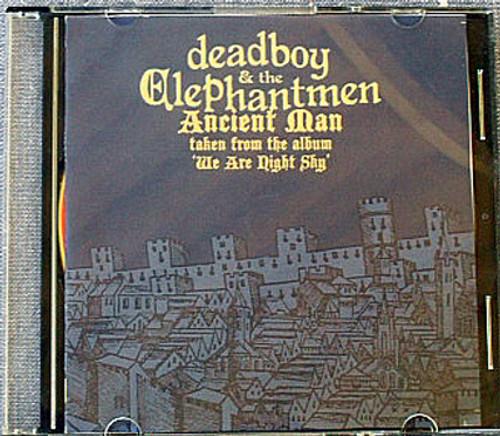 Alternative Rock - DEADBOY & THE ELEPHANTMEN Ancient Man CD 2006