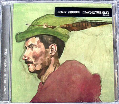 Experimental Rock - Benjy Ferree Leaving The Nest CD 2006