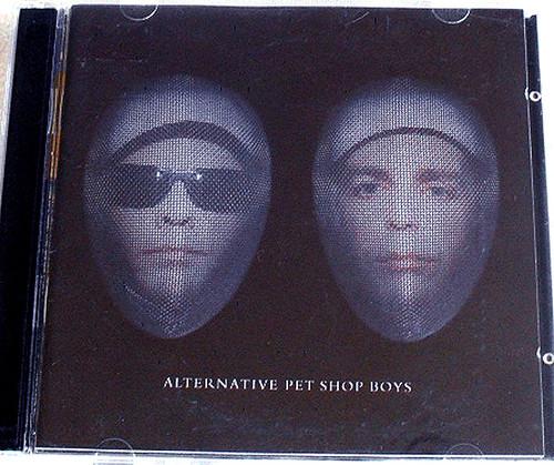 Synth Pop - Pet Shop Boys Alternative 2x CD 1995