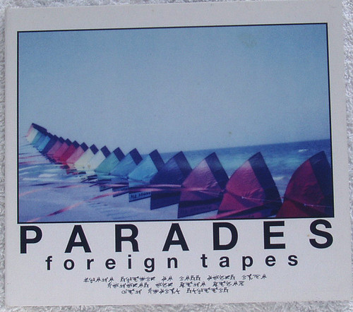 Art Rock - Parades Foreign Tapes CD 2010